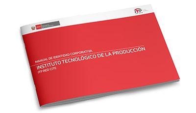 Instituto Tecnológico de la Producción identidad corporativa