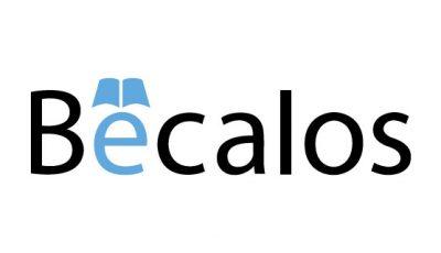 logo vector Becalos