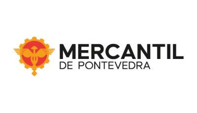 logo vector Mercantil de Pontevedra