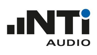 logo vector NTi Audio