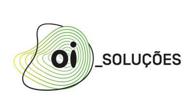 logo vector Oi Soluções