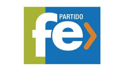 logo vector Partido Fe