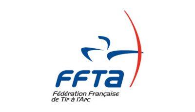 logo vectoriel Fédération Française de Tir à l'arc - FFTA
