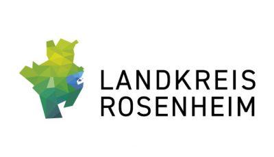 logo vektor Landkreis Rosenheim