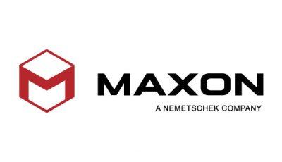 logo vektor Maxon