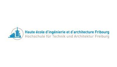 logo vektorformat Haute école d'ingénierie et d'architecture de Fribourg