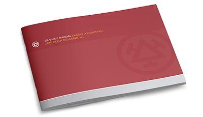 Třinecké Železárny graficky manual