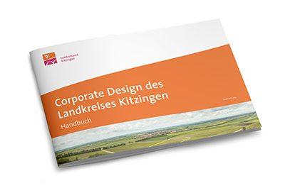 Corporate design des Landkreises Kitzingen