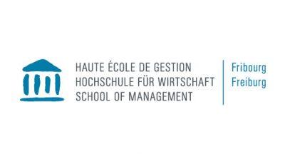 logo vektorformat Haute école de gestion Fribourg