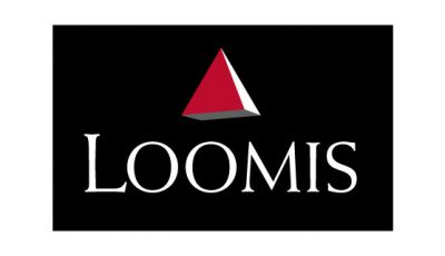 logotyp vektor format Loomis