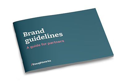 Thoughtworks brand guidelines