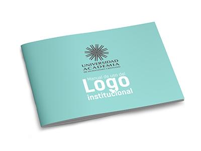 Universidad Academia de Humanismo Cristiano uso del logo