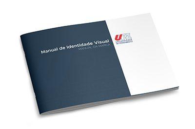Universidad de Pernambuco identidade visual