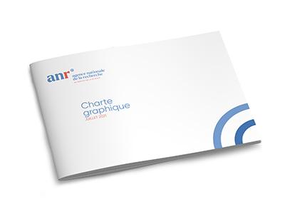 Agence nationale de la recherche charte graphique