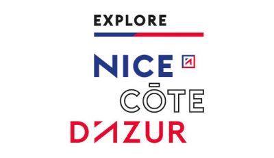 logo vector Explore Nice Côte d'Azur