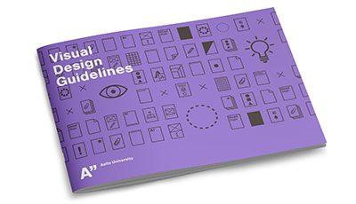 Aalto University visual design guidelines