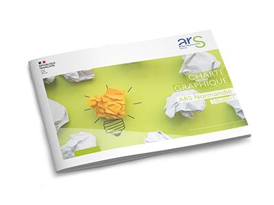 ARS Normandie charte graphique