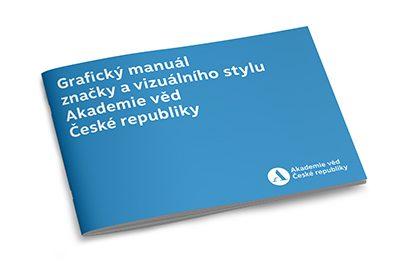 Akademie věd České republiky grafický manuál