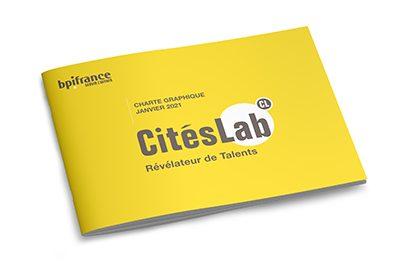 CitésLab charte graphique