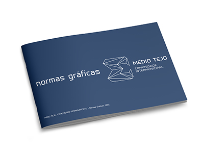 Comunidade Intermunicipal do Médio Tejo normas gráficas
