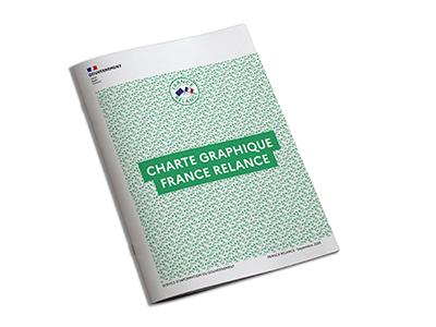 France Relance charte graphique