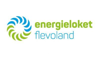 gevectoriseerd logo Energieloket Flevoland