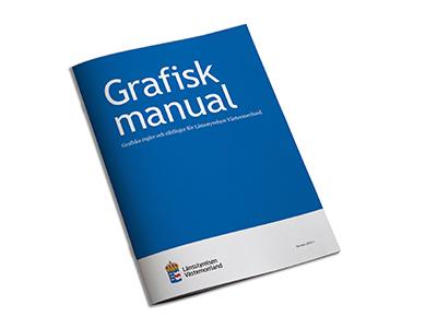 Länsstyrelsen Västernorrland grafisk manual