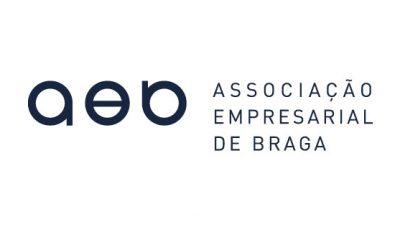 logo vetorial Associação Empresarial de Braga