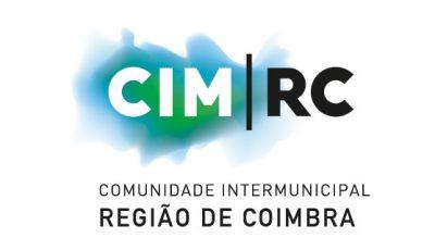 logo vetorial CIM Região de Coimbra