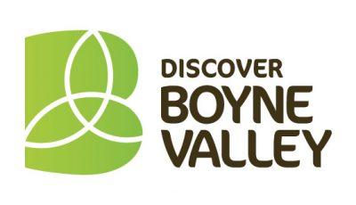 logo vector Discover Boyne Valley
