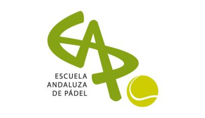 logo vector Escuela Andaluza de Pádel
