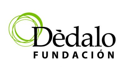 logo vector Fundación Dédalo