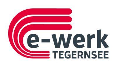 logo vektor E-WERK Tegernsee