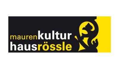 logo vector Kulturhaus Rössle Mauren
