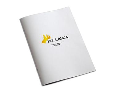 Puolangan kunta graafinen ohjeisto