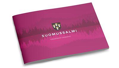Suomussalmen kunta graafinen ohjeisto