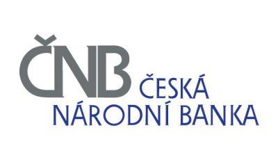 vektorove logo Česká národní banka
