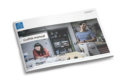 Kungliga Tekniska Högskolan grafisk manual