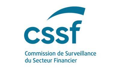 logo vector Commission de Surveillance du Secteur Financier, Luxembourg