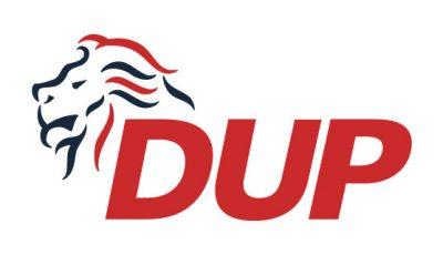 logo vector Democratic Unionist Party