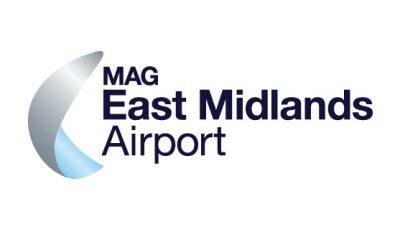 logo vector East Midlands Airport