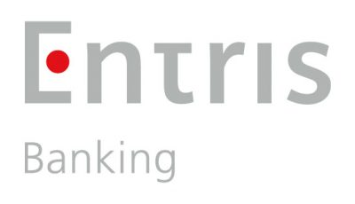 logo vector Entris Banking