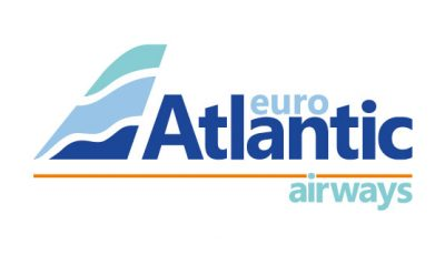 logo vector EuroAtlantic Airways